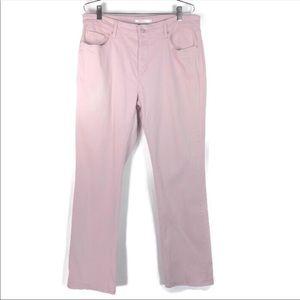 Levi's 505 jeans blush brushed soft pink EUC sz 32